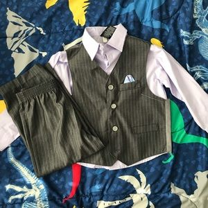 Kids suit/ set from Nautica almost new!
